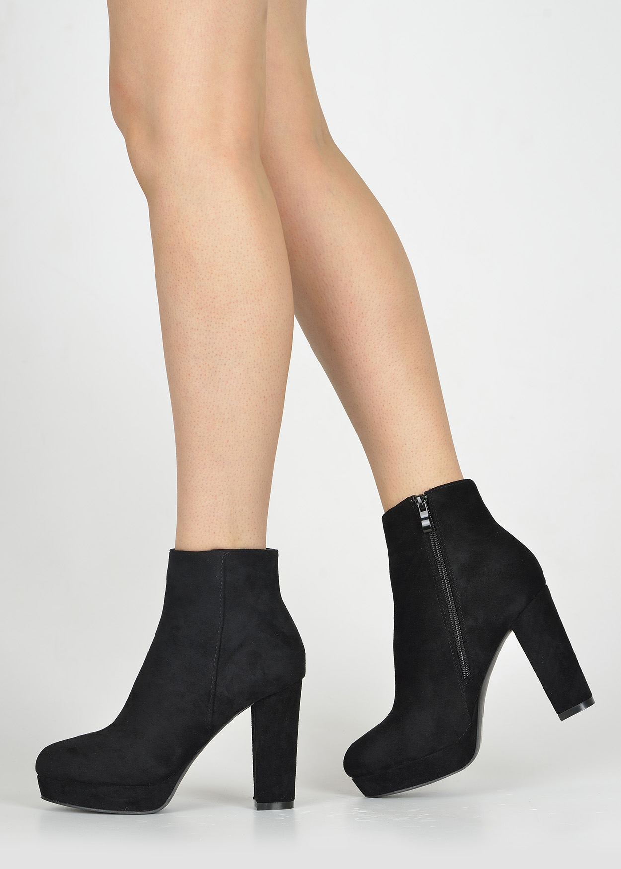 Heeled Ankle Boots